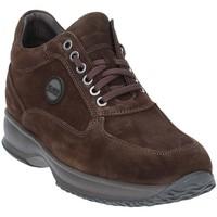 kengät Miehet Bootsit Exton 2029 Ruskea