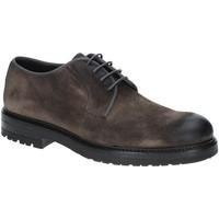 kengät Miehet Derby-kengät Exton 690 Harmaa
