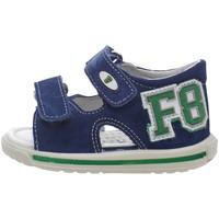 kengät Lapset Sandaalit ja avokkaat Falcotto 1500777-02-0C03 Sininen