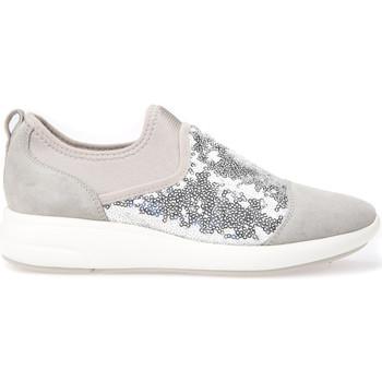 kengät Naiset Tennarit Geox D721CB 022AY Harmaa