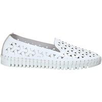 kengät Naiset Espadrillot Susimoda 4841-02 Valkoinen