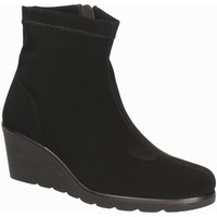 kengät Naiset Nilkkurit Susimoda 825377 Musta