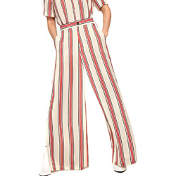 vaatteet Naiset Väljät housut / Haaremihousut Pepe jeans PL211202 Beige