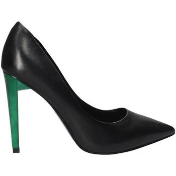 kengät Naiset Korkokengät Guess FLOBA4 LEA08 Musta