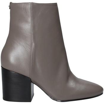 kengät Naiset Nilkkurit Guess FLOLE4 LEA10 Harmaa