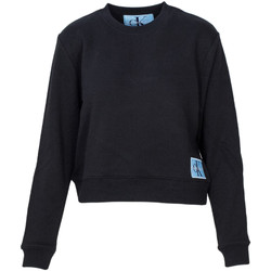 vaatteet Naiset Svetari Calvin Klein Jeans J20J208047 Musta