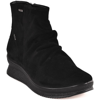 kengät Naiset Nilkkurit IgI&CO 2166911 Musta