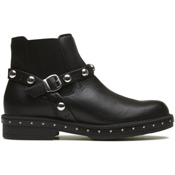 kengät Naiset Nilkkurit IgI&CO 2184700 Musta