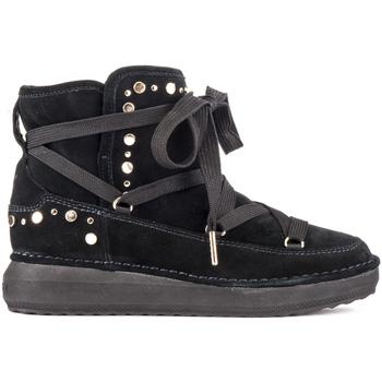 kengät Naiset Nilkkurit Lumberjack SW48603 001 R76 Musta