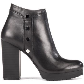 kengät Naiset Nilkkurit Lumberjack SW34903 003 Q12 Musta