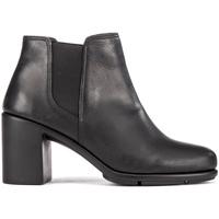 kengät Naiset Nilkkurit Lumberjack SW36603 009 B01 Musta