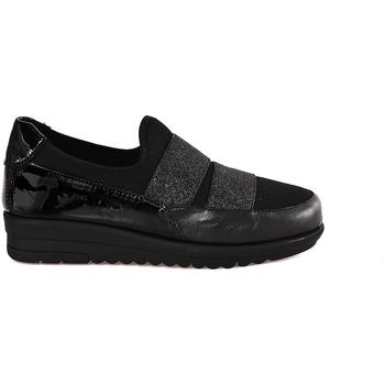 kengät Naiset Mokkasiinit Grunland SC3978 Musta