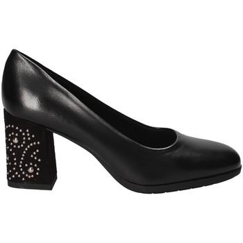 kengät Naiset Korkokengät Grunland SC4070 Musta