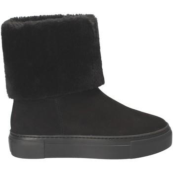 kengät Naiset Talvisaappaat Grunland ST0365 Musta