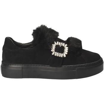 kengät Naiset Tennarit Grunland SC4007 Musta