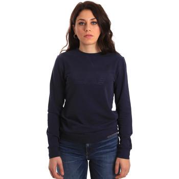 vaatteet Naiset Svetari Ea7 Emporio Armani 6ZTM84 TJ31Z Sininen