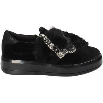 kengät Naiset Tennarit Liu Jo B68017TX010 Musta