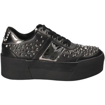 kengät Naiset Matalavartiset tennarit Liu Jo B68013P0102 Musta