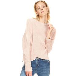 vaatteet Naiset Neulepusero Gas 566563 Vaaleanpunainen