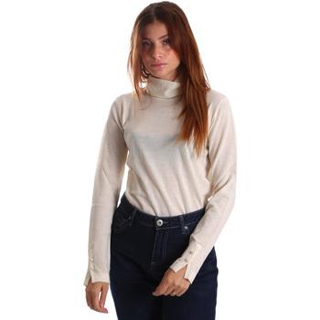 vaatteet Naiset Neulepusero Gas 566589 Valkoinen