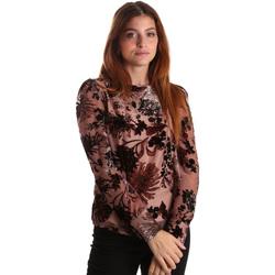 vaatteet Naiset Topit / Puserot Gaudi 821FD45007 Vaaleanpunainen