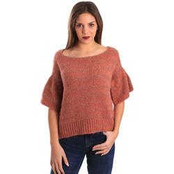 vaatteet Naiset Neulepusero Gaudi 821FD53043 Punainen