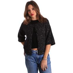 vaatteet Naiset Neuleet / Villatakit Gaudi 821FD53044 Musta