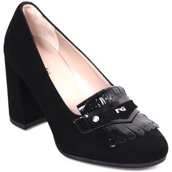 kengät Naiset Korkokengät Nero Giardini A806921DE Musta