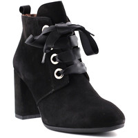 kengät Naiset Nilkkurit Nero Giardini A806923DE Musta