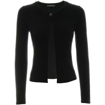 vaatteet Naiset Neuleet / Villatakit Nero Giardini A864360D Musta