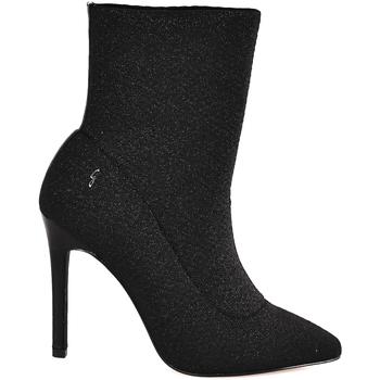 kengät Naiset Nilkkurit Gattinoni PINZO0778W Musta