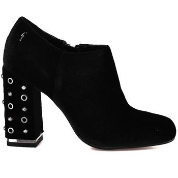 kengät Naiset Nilkkurit Gattinoni PINDL0777W Musta