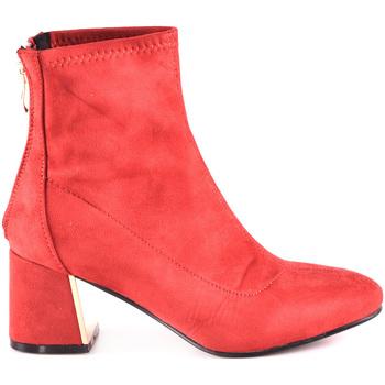 kengät Naiset Nilkkurit Gold&gold B18 GY07 Punainen