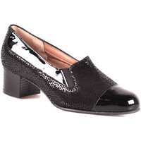 kengät Naiset Balleriinat Grace Shoes I8306 Musta