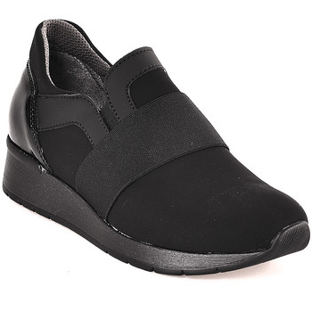 kengät Naiset Tennarit Melluso R25018T Musta