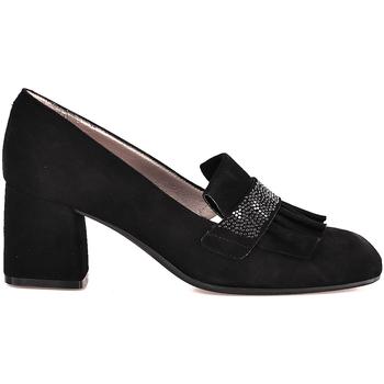 kengät Naiset Korkokengät Melluso M5265 Musta