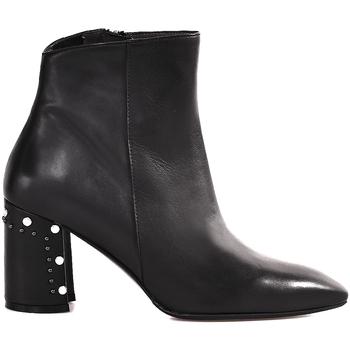 kengät Naiset Nilkkurit Melluso Z940 Musta
