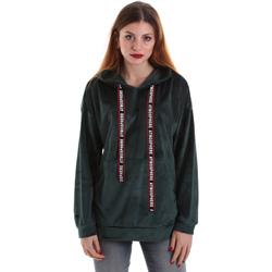 vaatteet Naiset Svetari Key Up 5CS91 0001 Vihreä