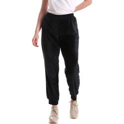 vaatteet Naiset Väljät housut / Haaremihousut Key Up 5CS55 0001 Sininen