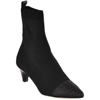 kengät Naiset Nilkkurit Carmens Padova A42395 Musta