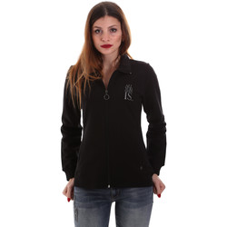 vaatteet Naiset Svetari Key Up 5EG20 0001 Musta