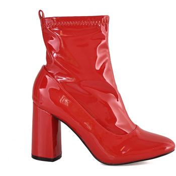 kengät Naiset Nilkkurit Gold&gold B18 GM29 Punainen