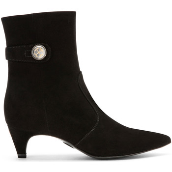 kengät Naiset Nilkkurit Carmens Padova A42191 Musta