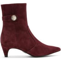 kengät Naiset Nilkkurit Carmens Padova A42191 Punainen