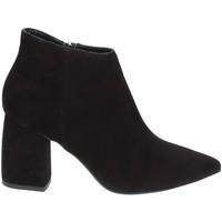 kengät Naiset Nilkkurit Janet&Janet 42554 Musta