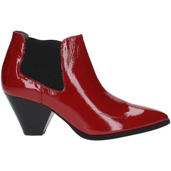 kengät Naiset Nilkkurit Janet&Janet 42300 Punainen