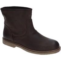 kengät Naiset Nilkkurit Grace Shoes 1839 Ruskea