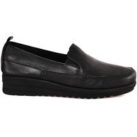 kengät Naiset Mokkasiinit Grunland SC3985 Musta