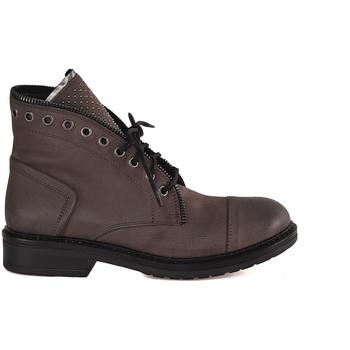 kengät Naiset Bootsit Mally 5037 Ruskea