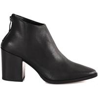 kengät Naiset Nilkkurit Mally 6341 Musta